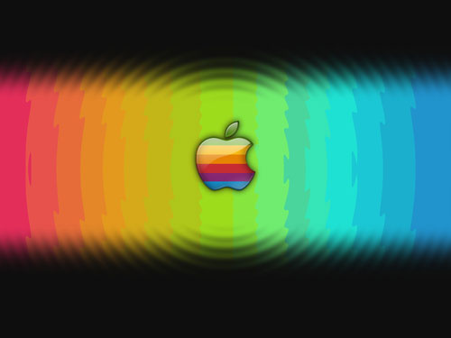 Apple Vintage wallpaper