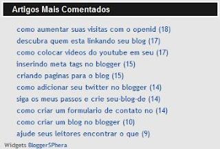 dicas blog, blogspot