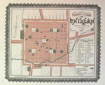 Historia de Chillán. Sus fundaciones y destrucciones : 1835-1580 (Clic en la imagen)