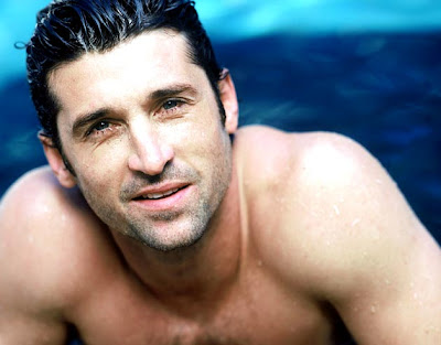 Patrick Dempsey is one of the male celebrities I have a big crush on.