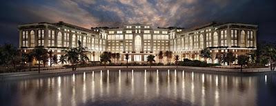Palazzo Versace Hotel - World's First Refrigerated Beach Luxury Hotel