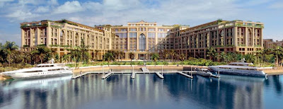 Palazzo Versace Hotel - World's First Refrigerated Beach Luxury Hotel