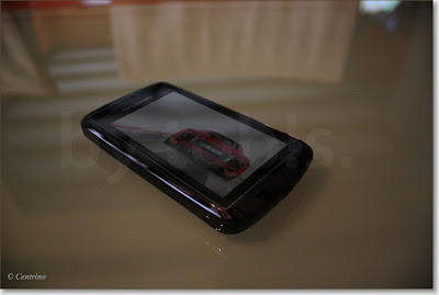Sony Ericsson C909 Audi R8 V10 Edition