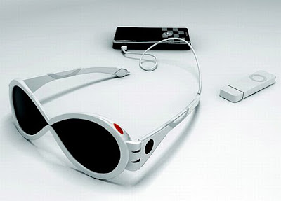 Self-Energy Converting Sunglasses That Can Power Up Your Gadgets