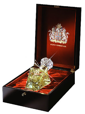 The World's Most Expensive Perfume:  Clive Christian No.1