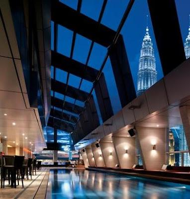 Skybar, Traders Hotel Kuala Lumpur
