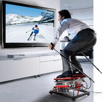 Proidee Ski Home Simulator