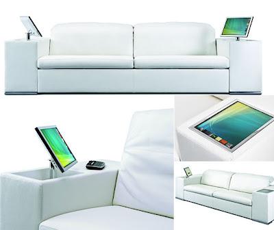 Artanova  Athena Multimedia Sofa