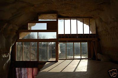 ebay cave house