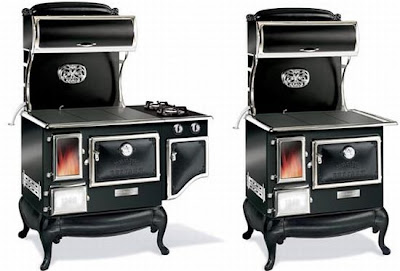 Fireview™ Wood-burning Cookstoves by Elmira Stove Works
