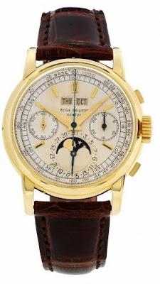 2499 Patek Philippe Perpetual Calendar Chronograph