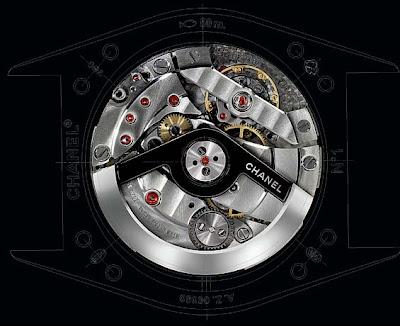 Chanel J12 Calibre 3125