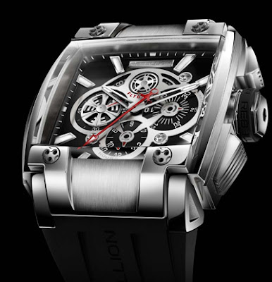 REBELLION - RE-2 Fly-back chronograph 2009