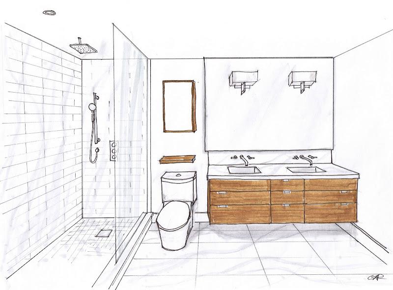 Bathroom Design Floor Plan