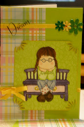 My first Maggie Card