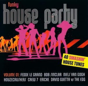 funky house party vol.1 If you're headed to Arizona this weekend and don't already have Super Bowl ...