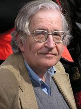 BARACK OBAMA ES UNA ILUSION...(Noam Chomsky)