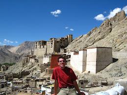 Daniel in Leh / Ladakh