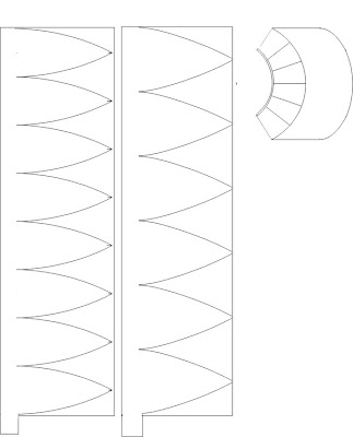 Tutorials paper baseball caps so this is the template ready for you to use with either 8 panels or 6 panels and a cap brim that will work for either one maxwellsz