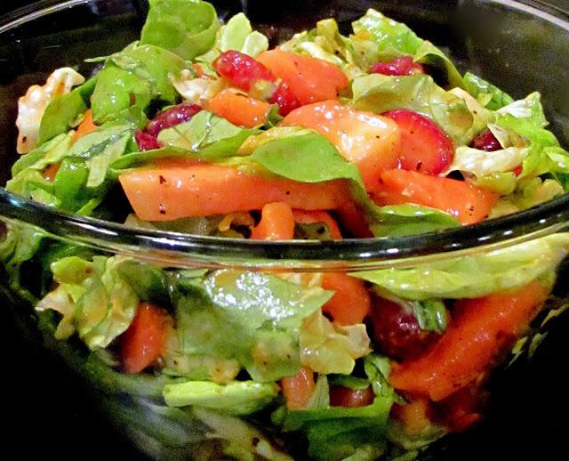 Greens Salad Recipes Food Network