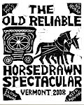 Horse Tour Poster 2008