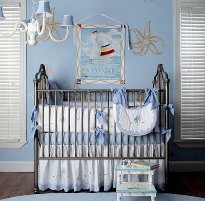 Декор кроватки для новорожденных своими руками6