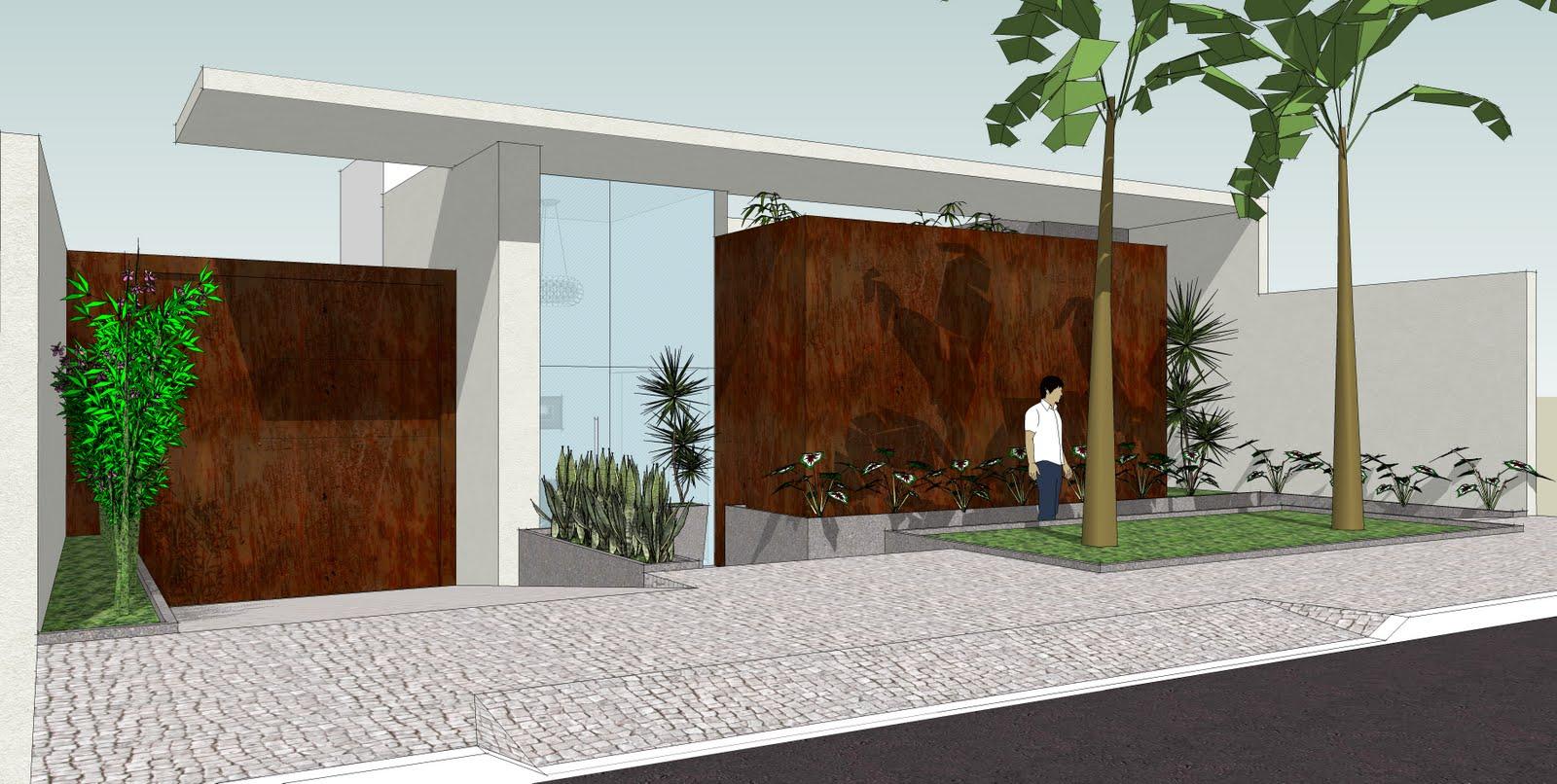 Reforma de casa para escrit rio ourinhos 2010 raul gobetti - Reforma en casa ...