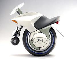 O futuro das motos é 1 roda!!!