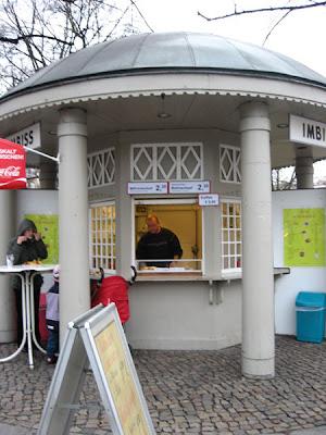 Currywurst auf dem Richardplatz