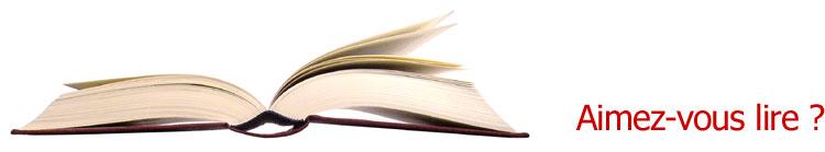 Aimez-vous lire ?
