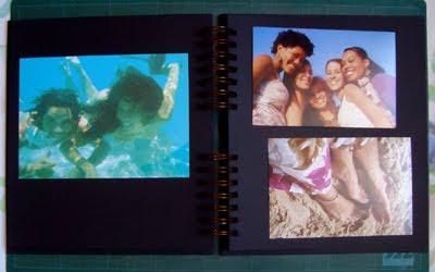fotos distribuidas, montar album de fotos, albuns neguinhos