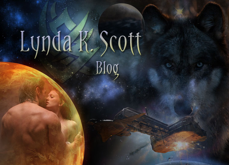 Lynda K. Scott's...As The Cat Eats The Fish
