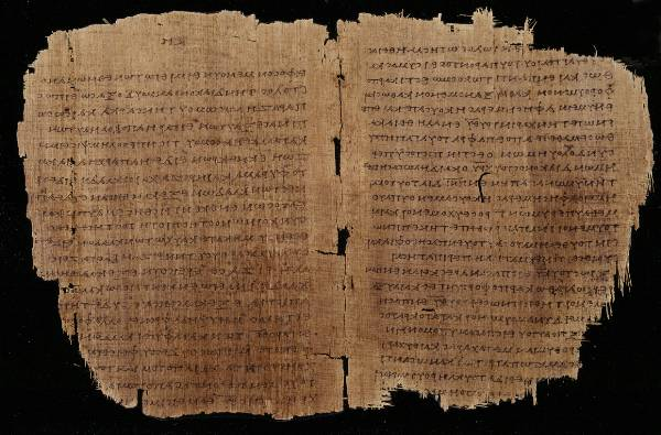 ... Epistles is the earliest book of Saint Paul's letters in existence