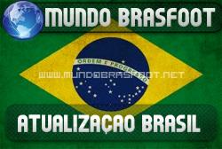 Patch de atualização do Brasileirão 2011 - Ronaldinho no Flamengo - Brasfoot 2010