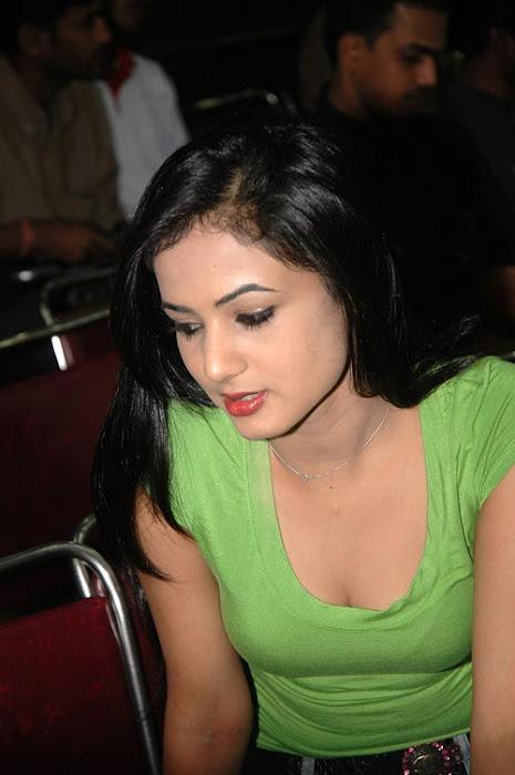 sonal chauhan green top actress pics
