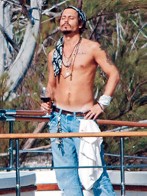 johnny depp island home. johnny depp fashion style