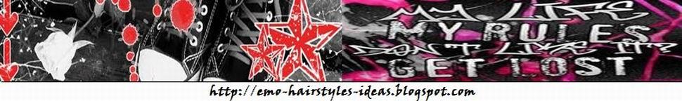 Emo Hairstyles Ideas