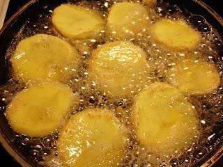 Stuffed And Fried Potato Wedges (Mbatan Batata) Recipes — Dishmaps