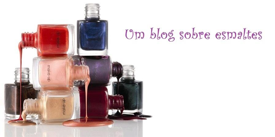 Um blog sobre esmaltes