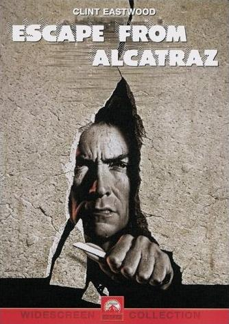 Escape from Alcatraz Movie