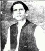 <b>Majaz Lakhnavi</b>
