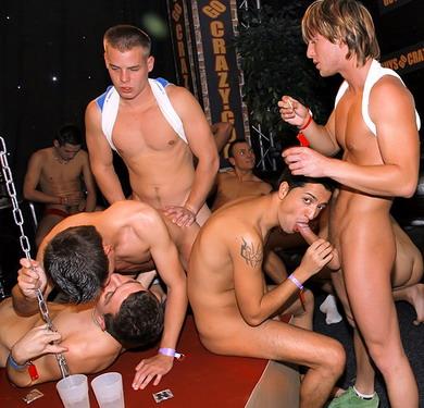 Gay Jock Orgy 12
