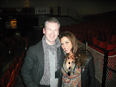 Phil Allely meets Mickie James