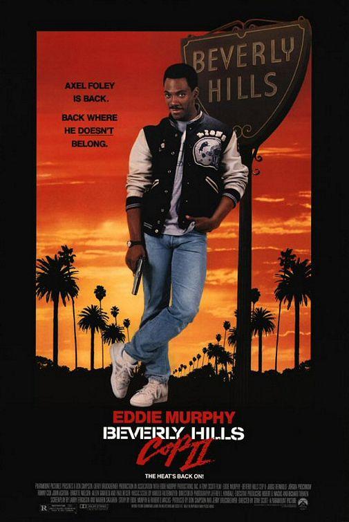 Superdetective en Hollywood II (1987)