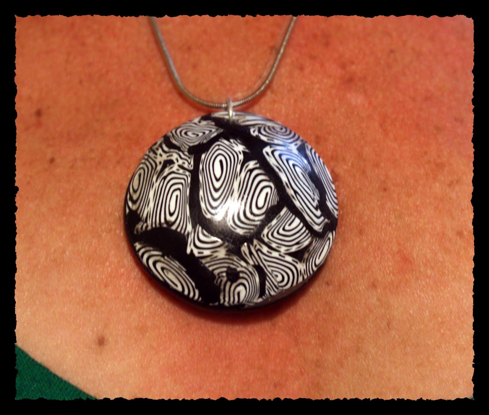 Clay Day 52 Zebra Print