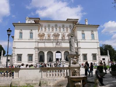 Uccelliera Villa Borghese Visite