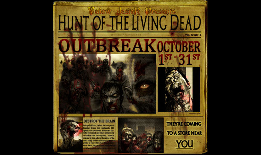 Hunt of the Living Dead