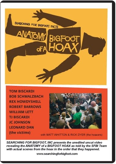 bigfoot is a hoax The newspapers and tv tabloids lapped it up, reporting that the entire bigfoot  phenomenon was now proven to be a hoax perpetrated by.