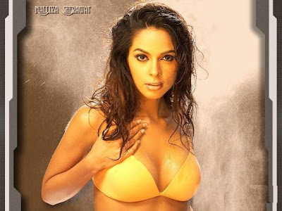 malika sherawat wallpaper. Malika Sherawat Hot Wallpaper