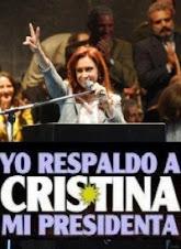 Siempre con Cristina